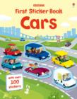 Image for First Sticker Book Cars