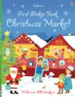 Image for First Sticker Book Christmas Market
