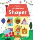 Image for Usborne lift-the-flap shapes