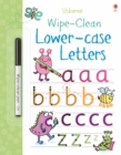 Image for Wipe-Clean Lower-Case Letters