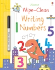 Image for Wipe-Clean Writing Numbers
