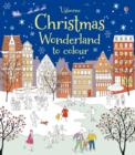 Image for Christmas Wonderland to Colour