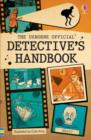 Image for The Usborne official detective's handbook