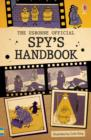 Image for The Usborne official spy's handbook