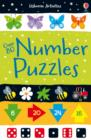Image for Over 80 number puzzles