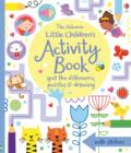Image for Little Children's Activity Book spot-the-difference, puzzles and drawing