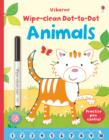 Image for Wipe Clean Dot-to-Dot Animals