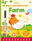 Image for Wipe Clean Dot-to-Dot Farm