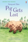 Image for Pig gets lost