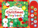 Image for Baby's very first touchy-feely Christmas play book