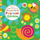 Image for Usborne baby's very first fingertrail play book - garden