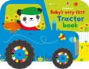 Image for Usborne baby's very first tractor book