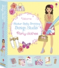 Image for Sticker Dolly Dressing Design Studio Party Clothes