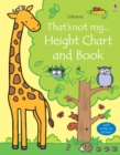 Image for That's Not My Height Chart and Book