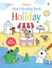 Image for First Colouring Book Holiday