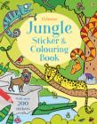 Image for Jungle Sticker and Colouring Book