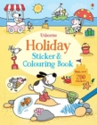 Image for Holiday Sticker and Colouring Book