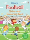 Image for Football Sticker and Colouring Book