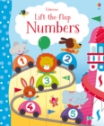 Image for Usborne lift-the-flap numbers