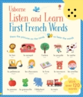 Image for Listen and Learn First French Words