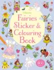 Image for Fairies Sticker & Colouring Book