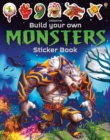 Image for Build Your Own Monsters Sticker Book
