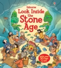 Image for Usborne look inside the Stone Age  : with over 70 flaps to lift