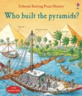 Image for Who built the pyramids?