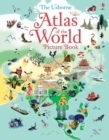 Image for The Usborne atlas of the world picture book