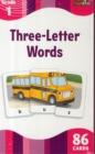 Image for 3 Letter Words (Flash Kids Flash Cards)