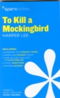 Image for To Kill a Mockingbird SparkNotes Literature Guide