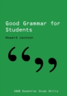 Image for Good grammar for students