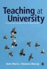 Image for Teaching at university  : a guide for postgraduates and researchers