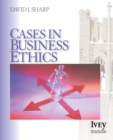 Image for Cases in business ethics