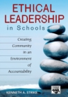 Image for Ethical leadership in schools  : creating community in an environment of accountability