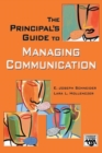 Image for The principal's guide to managing communication