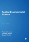 Image for Applied developmental science  : an advanced textbook