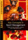 Image for Key concepts in sport management