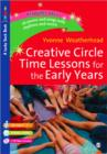 Image for Creative circle time for early years