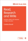 Image for Read, research, write  : academic English language and research skills for EAL students