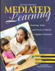 Image for Mediated Learning : Teaching, Tasks, and Tools to Unlock Cognitive Potential