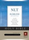 Image for Slimline Reference Bible-NLT