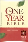 Image for One Year Bible-NLT-Compact