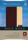 Image for Slimline Reference Bible-NLT-10th Anniversary