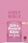 Image for Gift and Award Bible for Girls-NLT