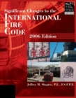 Image for Significant Changes to the 2006 International Fire Code