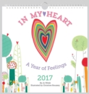 Image for In My Heart 2017 Wall Calendar