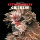 Image for Extraordinary Chickens 2018 Wall Calendar