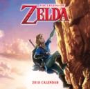 Image for Legend of Zelda (TM) 2018 Wall Calendar