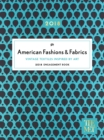 Image for American Fashions & Fabrics 2018 Engagement Book